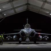 Sur une base de Jordanie, les Rafale français contre Daech