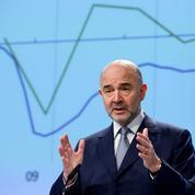 La zone euro renoue avec la croissance sous la menace de risques exceptionnels