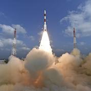 Les succès spatiaux de l'Inde ravivent la concurrence