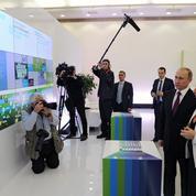 Les médias d'État russes créent la polémique en France