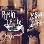 Pontochoux, pop curry nippon