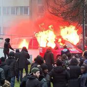 Émeutes: 60% de mineurs et plus de casse