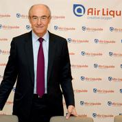 Air liquide table sur une croissance de ses profits