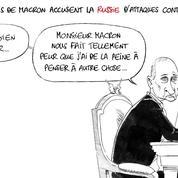 Le dessin d'Ixène: «La fameuse macronphobie»