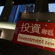 Les investissements chinois à l'étranger chutent