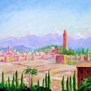 Villa Taylor ,de Canesi & Rahmani: coup de foudre àMarrakech