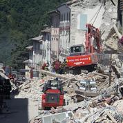 L'Italie transmet à Bruxelles la facture des derniers séismes