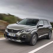 Peugeot 5008 : le monospace se mue en SUV
