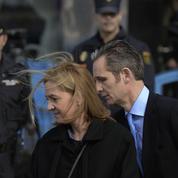 Espagne: prison pour le beau-frère du roi