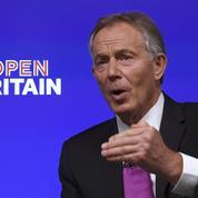 Brexit : l'ex-premier ministre Tony Blair appelle à résister