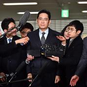 La mise en examen de Lee Jae-yong menace l'avenir de Samsung