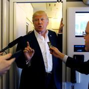 Un week-end de Trump : «médias ennemis», Dieu et meeting en Floride