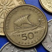 Les Grecs rêvent à nouveau de revenir à la drachme