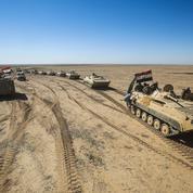 Irak : l'offensive terrestre pour reprendre Mossoul-Ouest a débuté