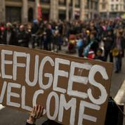 «Chez nous, c'est chez vous» : Barcelone dans la rue pour accueillir les réfugiés