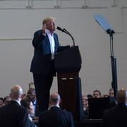 Donald Trump a sans doute inventé un attentat en Suède après avoir regardé Fox News