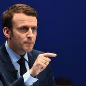 Après la polémique, une semaine décisive pour Macron