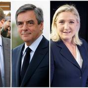 Santé: ce que proposent Mélenchon, Hamon, Macron, Le Pen et Fillon