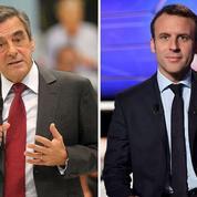 La droite cherche à tirer profit de la mauvaise passe de Macron