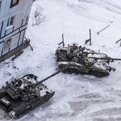 La guerre dégelée du Donbass