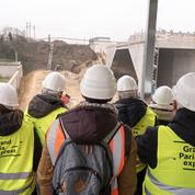 Les groupes de BTP s'attellent au chantier du Grand Paris Express