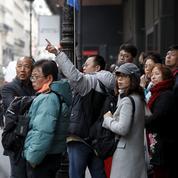 Les touristes chinois en dix chiffres