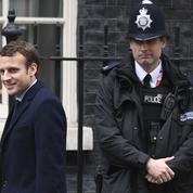 À Londres, Macron cherche à se rassurer