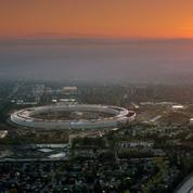 Apple Park, le dernier grand projet de Steve Jobs, sera inauguré en avril