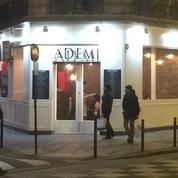 Ademi, pizzeria des Grands Boulevards