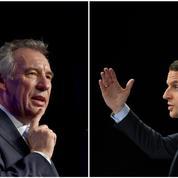 Avant de le soutenir, Bayrou attaquait durement Macron