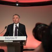 La fin des aventures présidentielles de François Bayrou