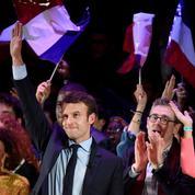 Après une semaine difficile, Macron veut croire au rebond