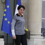 Quand Najat Vallaud-Belkacem s'imagine un destin présidentiel