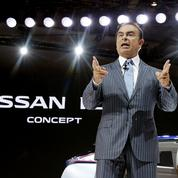 Carlos Ghosn cède la direction exécutive de Nissan