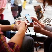 Le mobile, première porte d'accès à Internet en France