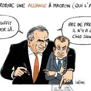 Le dessin d'Ixène: «Bayrou joue Macron»