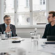 Bill Gates et Bono : «Le capitalisme est une brute qui a besoin d'instruction»