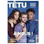 Le magazine «Têtu» revient mardi en kiosque