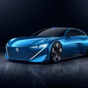 Peugeot Instinct Concept : autonome mais pas triste