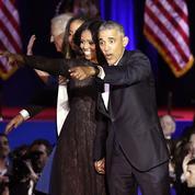 Les Obama pourraient empocher 60 millions de dollars pour leurs mémoires