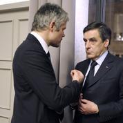 Si François Fillon se retire, «c'est l'apocalypse», prédit Laurent Wauquiez