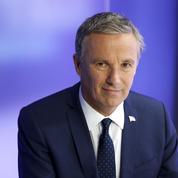 Débat de la présidentielle sur TF1: le CSA déboute Dupont-Aignan