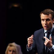 Retraites, chômage, 35 heures... Macron détaille son programme