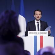 Guillaume Tabard: le programme de Macron, «séduire tout le monde, ne fâcher personne»