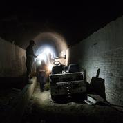 À Mossoul, plongée dans l'étonnante base souterraine de Daech