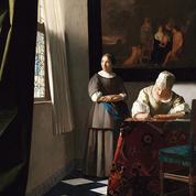 Vermeer, l'instant éternel au Louvre