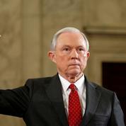 Donald Trump dénonce une «chasse aux sorcières» contre son ministre de la Justice
