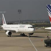 Le ciel s'assombrit chez Air France à nouveau sous tension