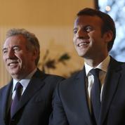 Bayrou renouvelle son soutien à Macron