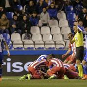 La grosse frayeur de Fernando Torres après un choc frontal